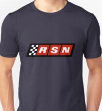Racing Sports Network - Cars  Unisex T-Shirt