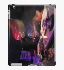 Shape Shifting Through Music. iPad Case/Skin
