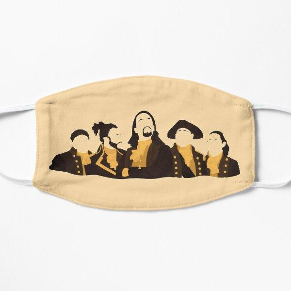 Hamilton Broadway Silhouettes Mask