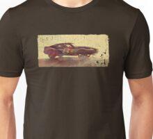 Vintage Look AMC Javelin Trans-Am Pony Car Unisex T-Shirt