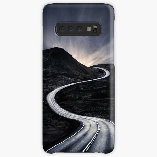 To Where The Darkness Ends Samsung Galaxy Snap Case