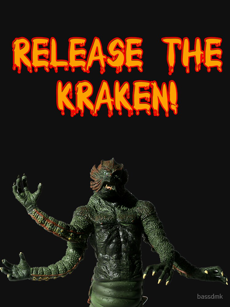 Lance el kraken de bassdmk