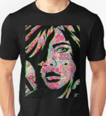 He's Here Slim Fit T-Shirt