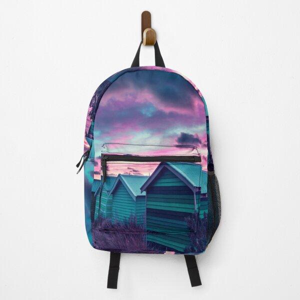 Brighton Beach Sunset Backpack