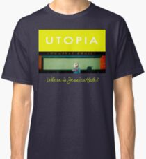 Utopia - T-Shirt - Where Is Jessica Hyde? Classic T-Shirt