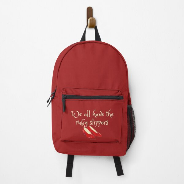 State Of Slay™ - Ruby Slippers Red Backpack