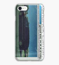 Good Kid mA.A.d City Phone Case iPhone Case/Skin