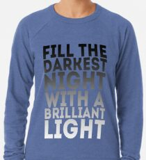 Brilliant Light Lightweight Sweatshirt