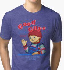 Good Guys Tri-blend T-Shirt