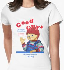 Good Guys Women's Fitted T-Shirt