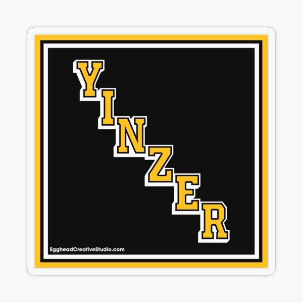 Yinzer Transparent Sticker