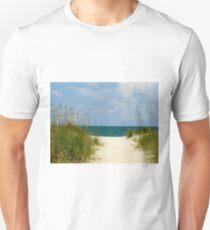 Peace At The Beach T-Shirt
