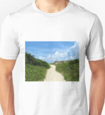 Pathway To The Beach T-Shirt