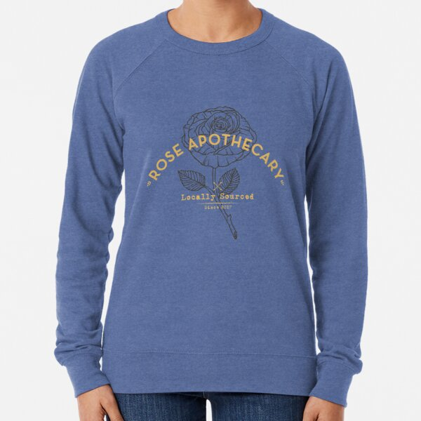 Dark Rose Apothecary Lightweight Sweatshirt