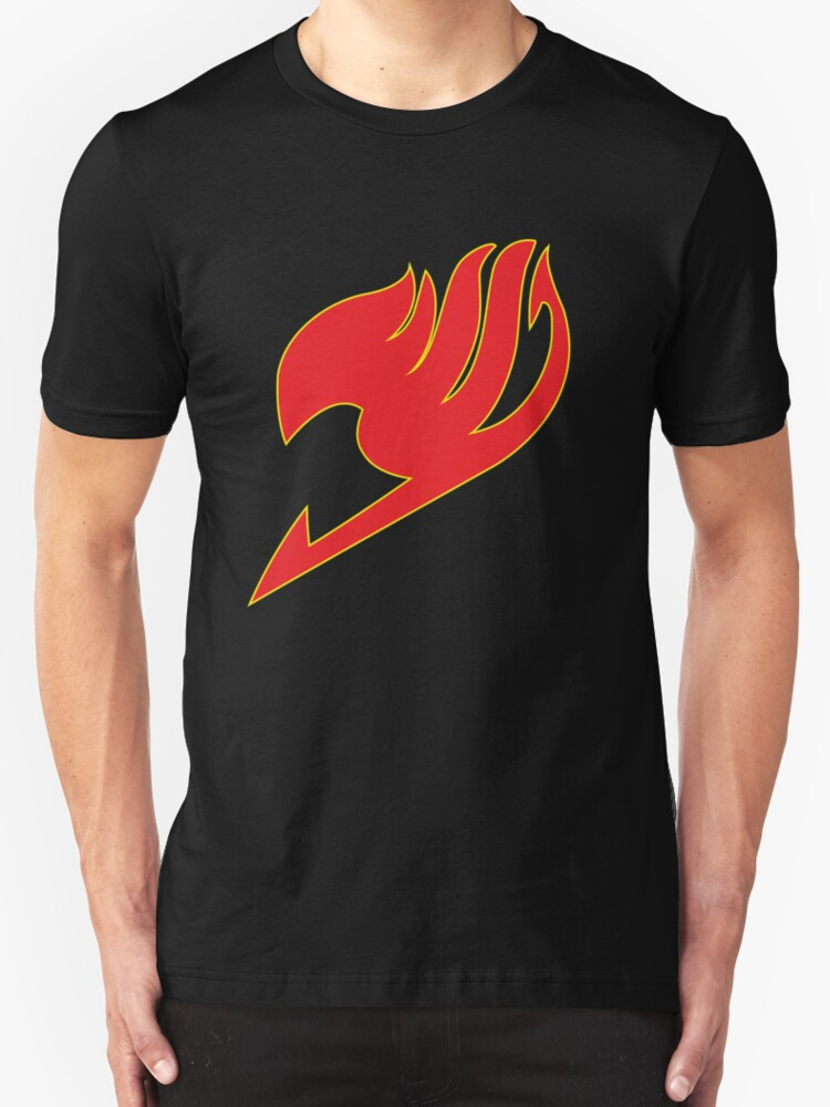 Fairy tail t shirts hoodies by krimmjow redbubble for T shirt printing port saint lucie fl