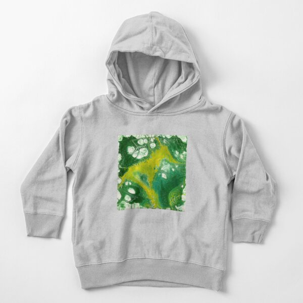 The Green Meanie Toddler Pullover Hoodie