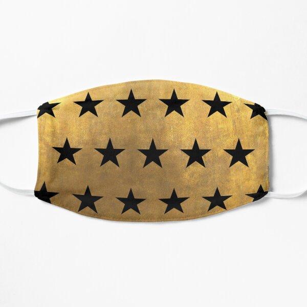 hamilton pattern Flat Mask