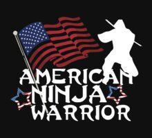 American Ninja Warrior T-Shirt   Unisex T-Shirt