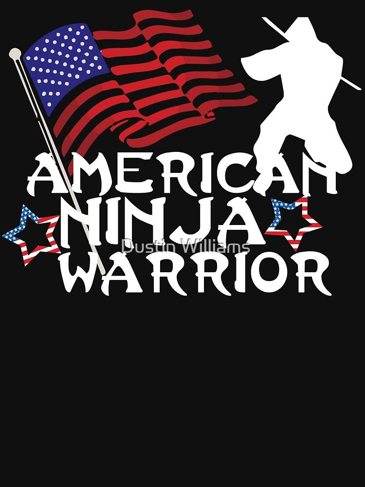 TShirtGifter presents: American Ninja Warrior T-Shirt | Unisex T-Shirt