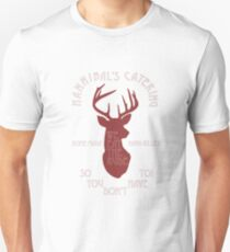 Hannibal's Catering (red) T-Shirt