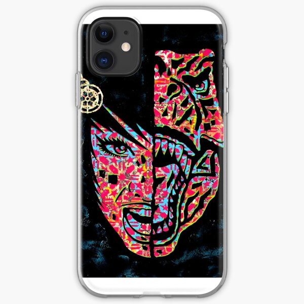 PaperMonster Queen and King iPhone Soft Case