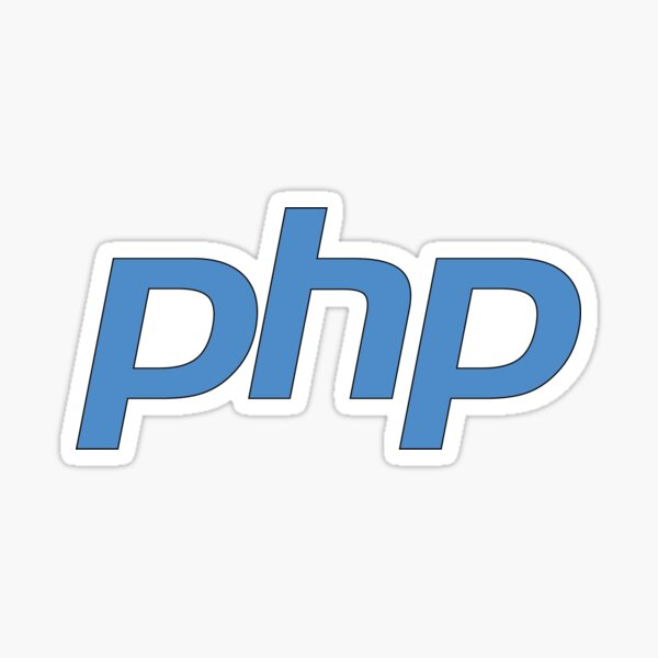 php Sticker