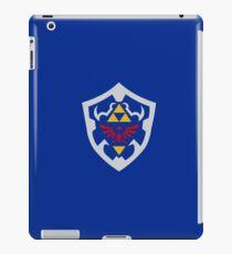 Hylian Shield minimalistic design iPad Case/Skin