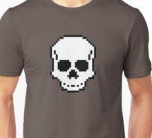 Pixel Skull Unisex T-Shirt
