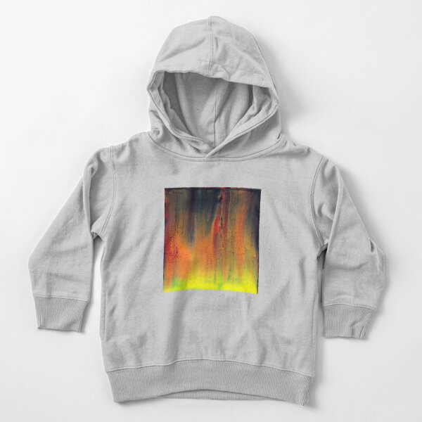 Sheet of Flame Toddler Pullover Hoodie