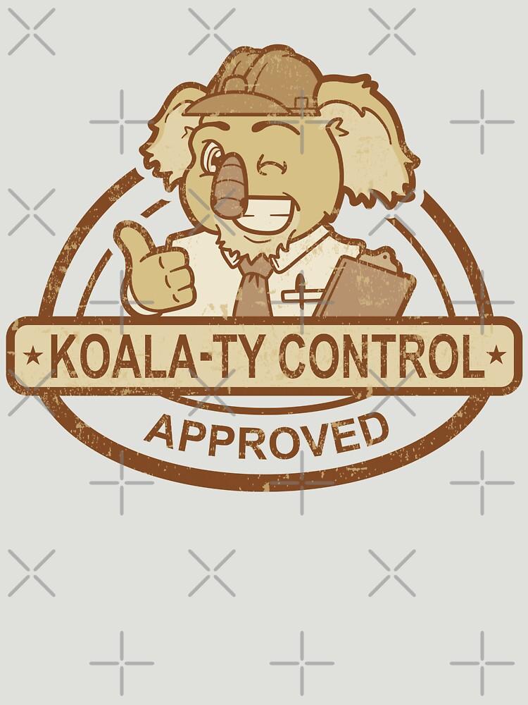 Koala-ty Control | Unisex T-Shirt