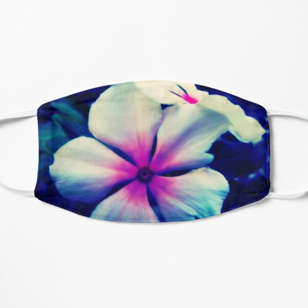 Violet Hour moody flower photography Flat Mask