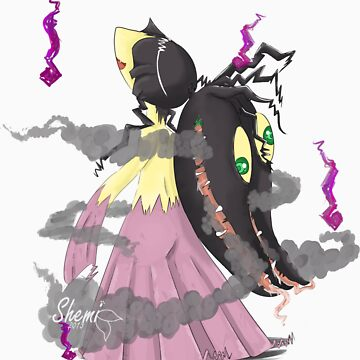 Mawile and her smoke by Shemi