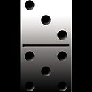 steel domino  by tinncity