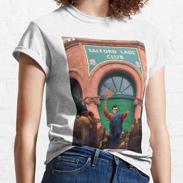 St Morrissey of Manchester Classic T-Shirt
