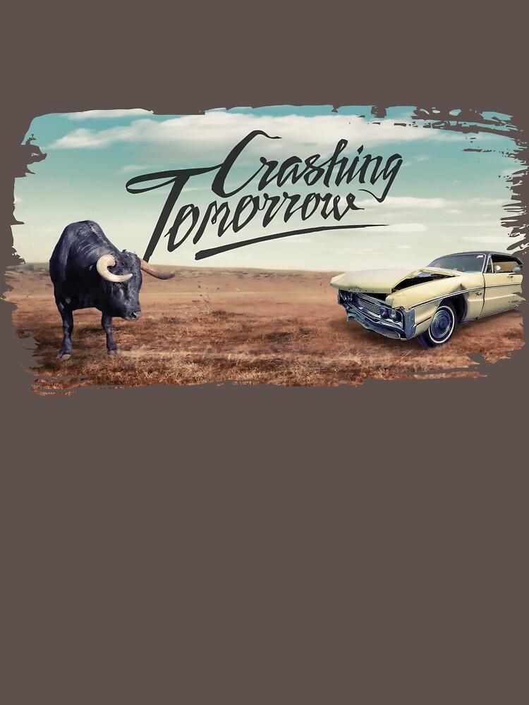 Crashing Tomorrow Band T-Shirt by CrashingTomorro