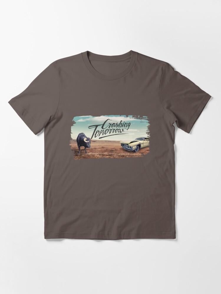 Alternate view of Crashing Tomorrow Band T-Shirt Essential T-Shirt