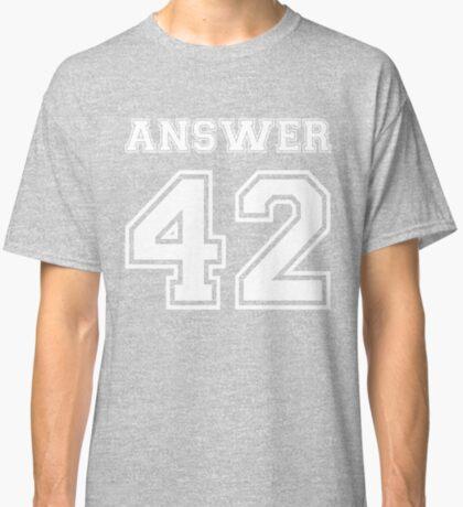 42 - Answer Classic T-Shirt