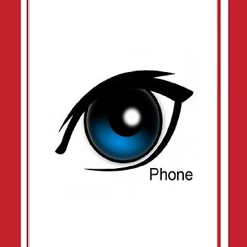 eye Phone by petey59