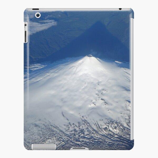 Volcano in Chile, dawn iPad Snap Case