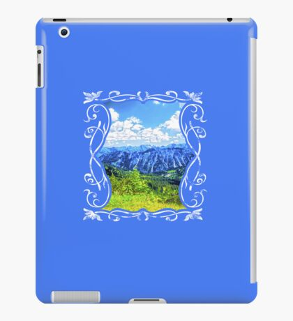 Alpine Bliss VRS2 iPad Case/Skin