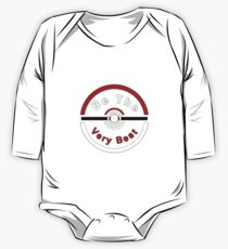 Be The Very Best One Piece - Long Sleeve