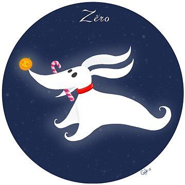 Zero the ghost  by mariegib