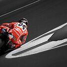MOTO GP Silverstone 2013 - Dovizioso by Merlin72
