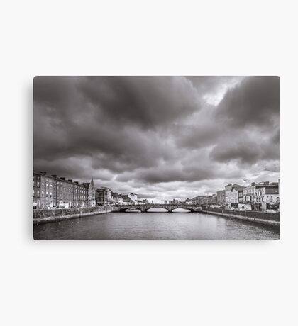 St Patrick's Bridge, Cork, Ireland Metal Print