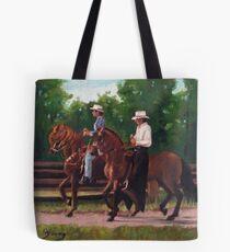 Paso Fino Horses Tote Bag