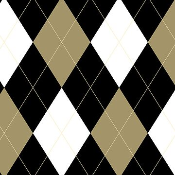 Wake Forest Argyle by OnionSkin