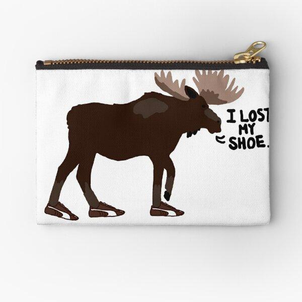 "Sam Winchester - Supernatural - ""I lost my shoe"" Zipper Pouch"