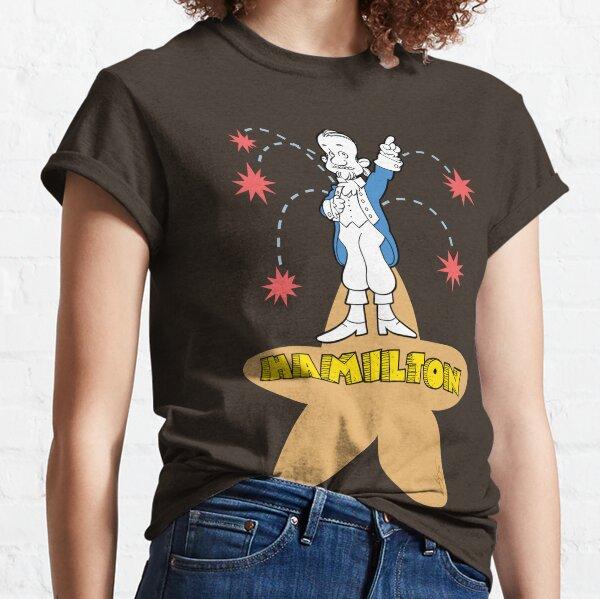 Not throwing away my shot Classic T-Shirt