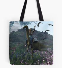 Deeping Bosk - On The Trail Tote Bag