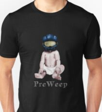 PreWeep Shirt - Blue Unisex T-Shirt